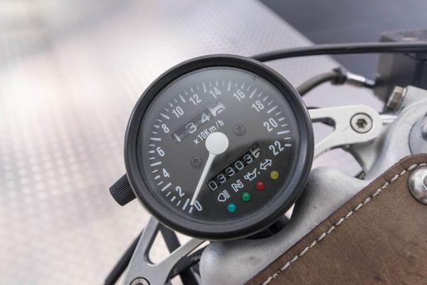 Honda PC01 CX 500 Custom C