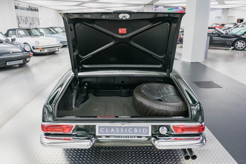 Mercedes Benz 250 Sl Pagode Classicbid