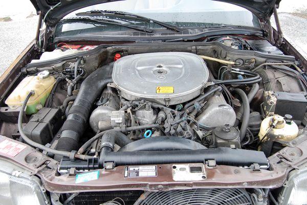 Mercedes-Benz 500 SEL