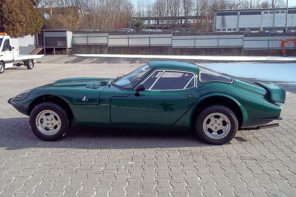 Marcos 1500 GT
