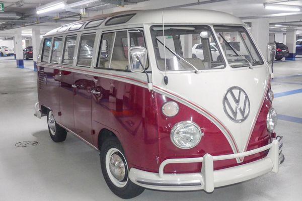 Volkswagen T1 Samba