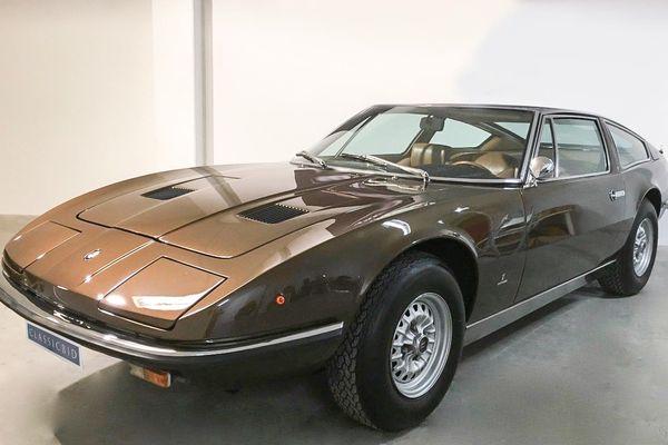 Maserati Indy 4700 America