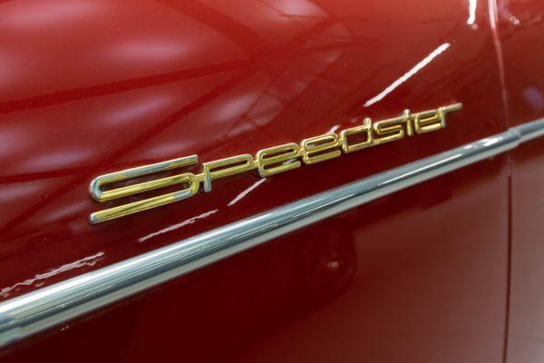 Porsche 356 Pre A 1500 Speedster