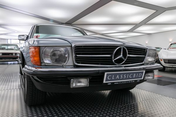 Mercedes-Benz 450 SLC 5.0