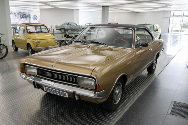 Opel Commodore A Coupé