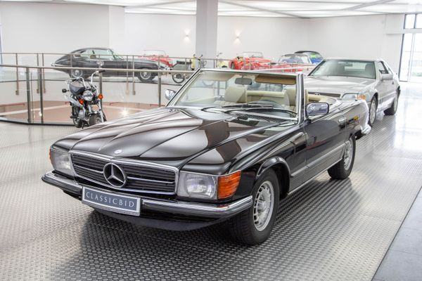 Mercedes-Benz 500 SL (R107)