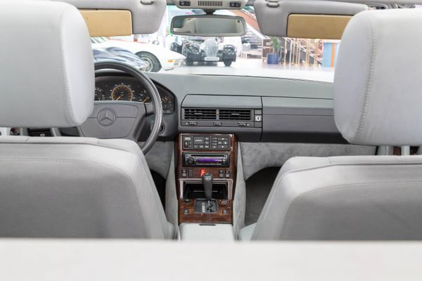 Mercedes-Benz 500 SL (R129)