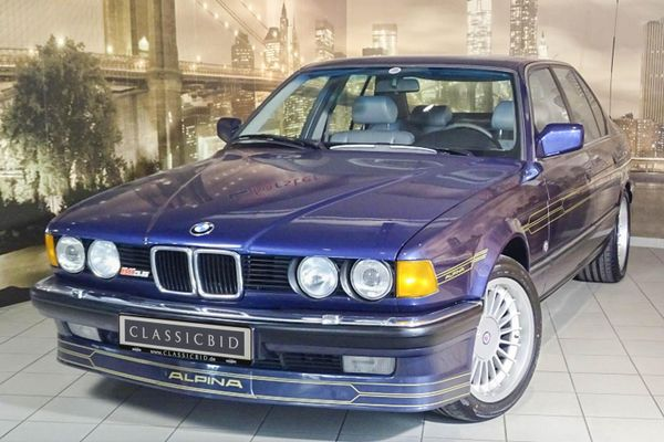 BMW Alpina B11 3.5 Limited Edition