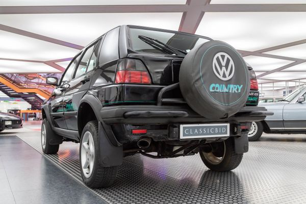 Volkswagen Golf II Country