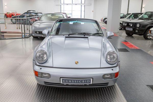 Porsche 911 Carrera 2 Cabrio WTL (964)
