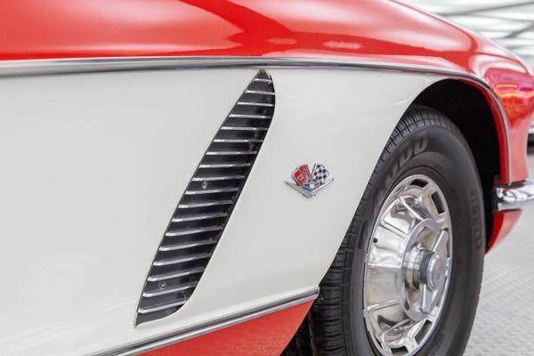 Chevrolet Corvette (C1) Cabrio