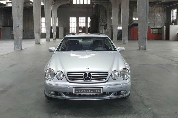 Mercedes-Benz CL 500