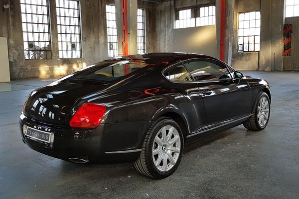 Bentley Continental GT 6.0 W12