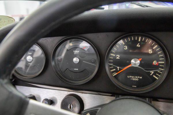 Porsche 912 Coupé Karmann