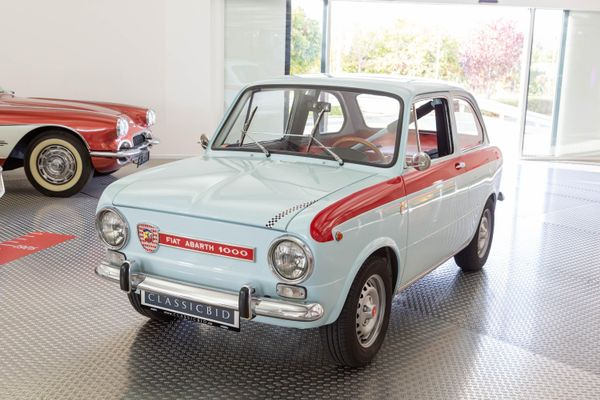 Fiat Abarth OT 1000 Berlina