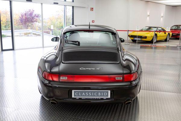 Porsche 911 Carrera 4S (993)