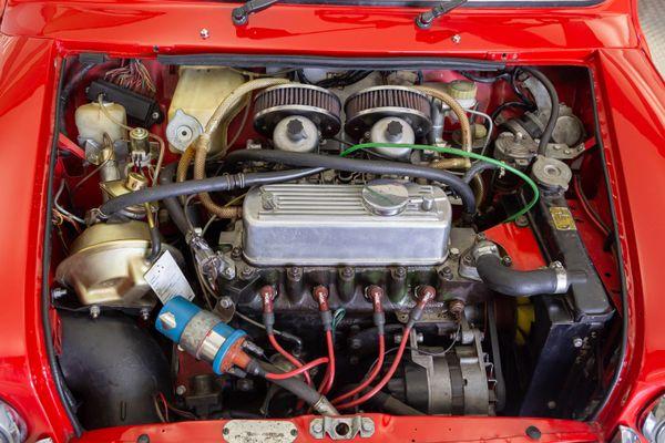Leyland Innocenti Mini Cooper 1300