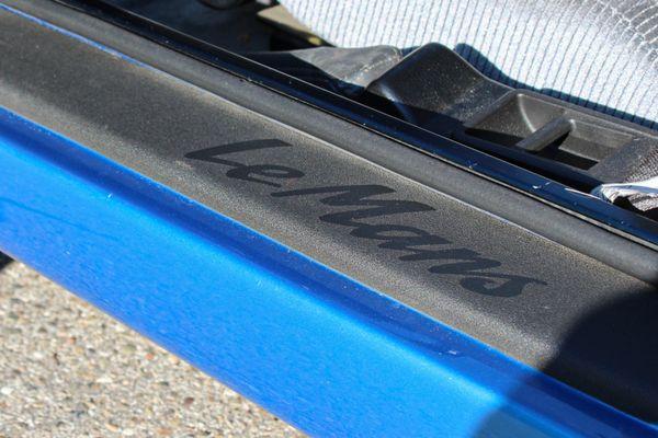 Renault Alpine V6 Le Mans