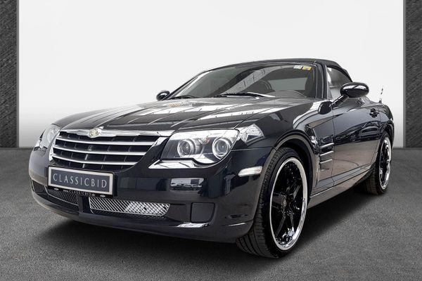 Chrysler Crossfire 3.2 Roadster