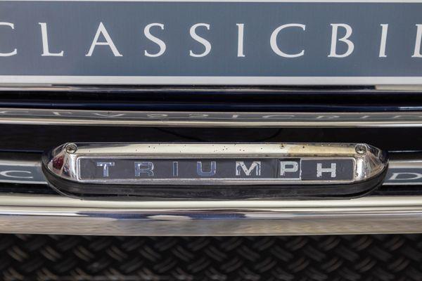 Triumph Spitfire MK4