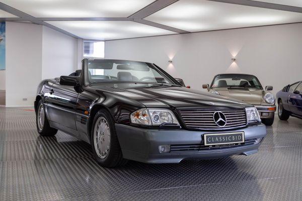 Mercedes Benz 500 Sl R129 Classicbid