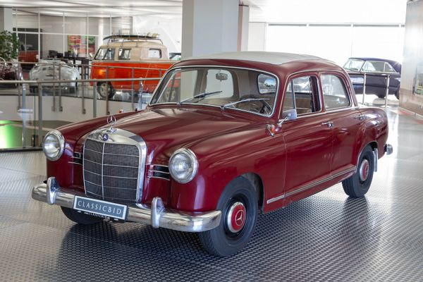 Mercedes-Benz 190 Db Ponton