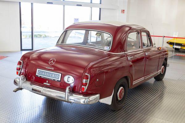 Mercedes-Benz 190 Db Ponton