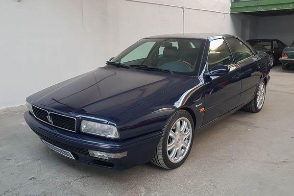 Maserati Quattroporte V8 3.2 Evoluzione