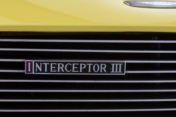 Jensen Interceptor Mk III Convertible