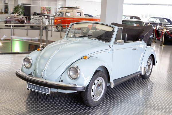 Volkswagen Käfer Cabrio