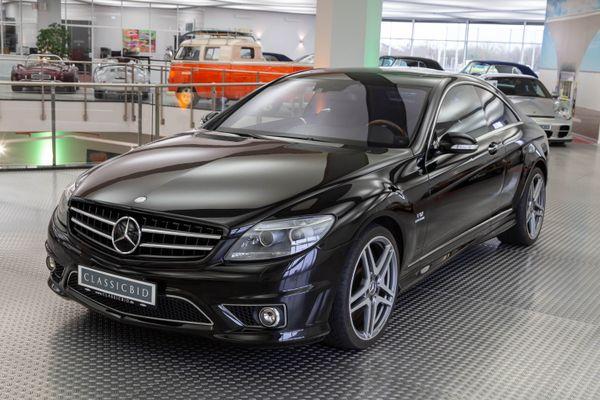 Mercedes-Benz CL 65 AMG (C216)