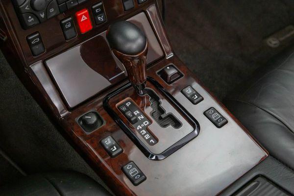 Mercedes-Benz SL 500 (R129)