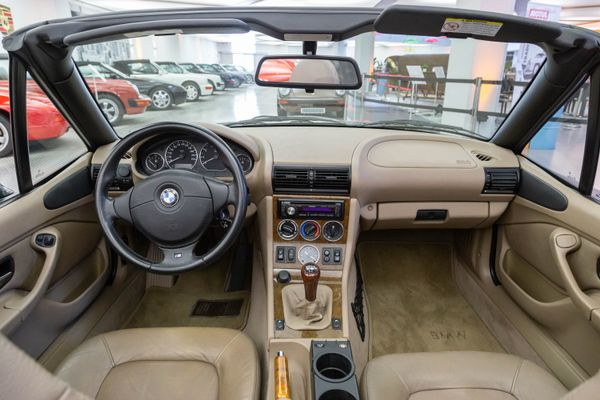 BMW Z3 Roadster 3.0i
