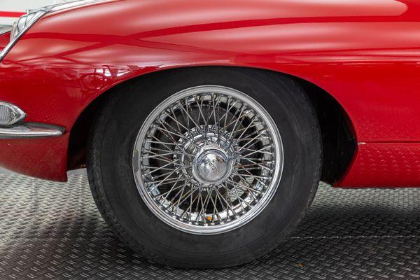 Jaguar E-Type 4.2 Serie 1.5