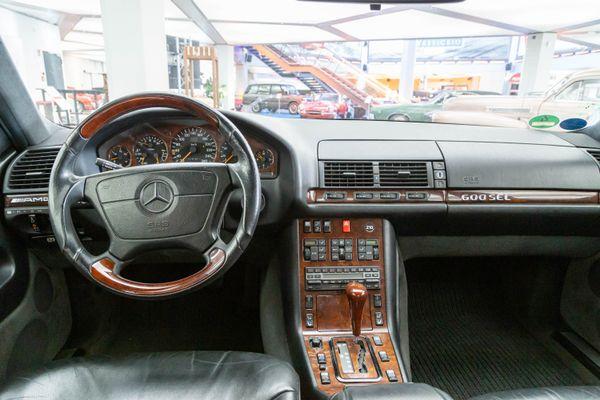 Mercedes-Benz 600 SEL