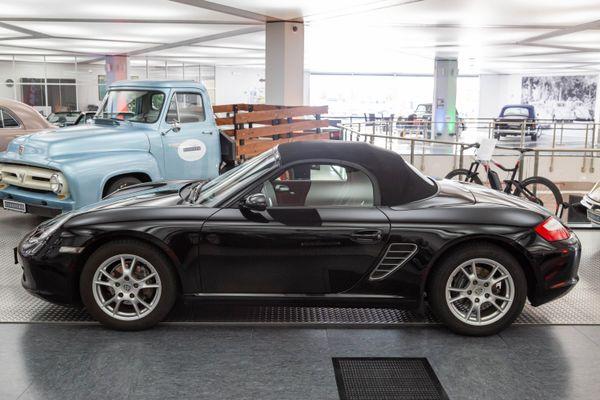 Porsche 987 Boxster
