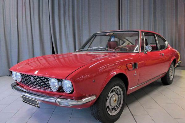 Fiat Dino 2.0 Coupé