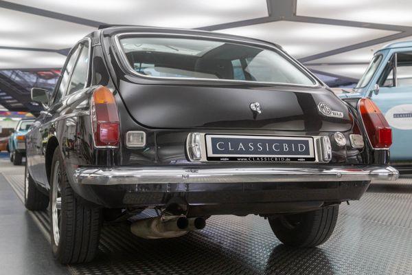MG B GT Coupé MK II