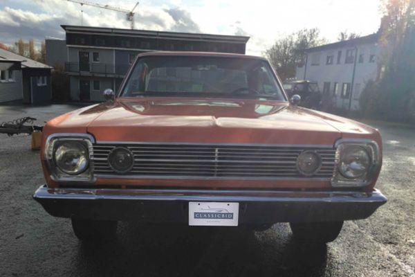 Plymouth Belvedere II Mopar 440