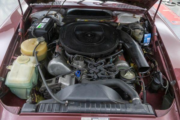 Mercedes-Benz 350 SL Cabriolet