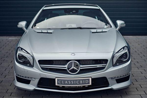 Mercedes-Benz SL 63 AMG Laureus