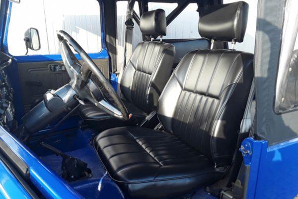 Toyota Land Cruiser BJ 42 Cabrio