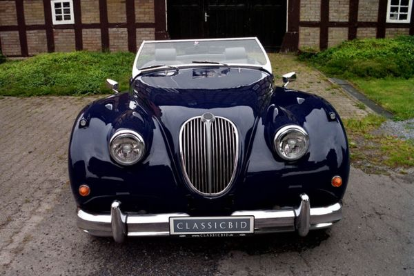 Jaguar Heritage Sports 140 Replika