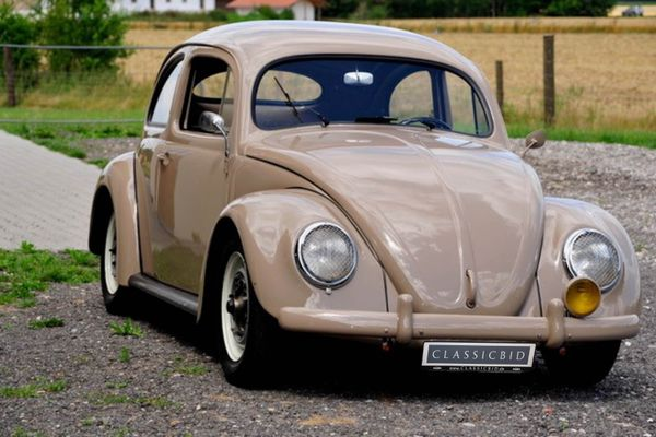 Volkswagen Käfer Ovali