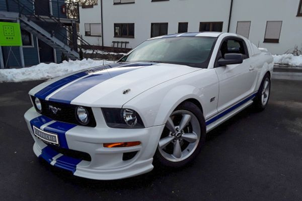 Ford Mustang GT Kompressor