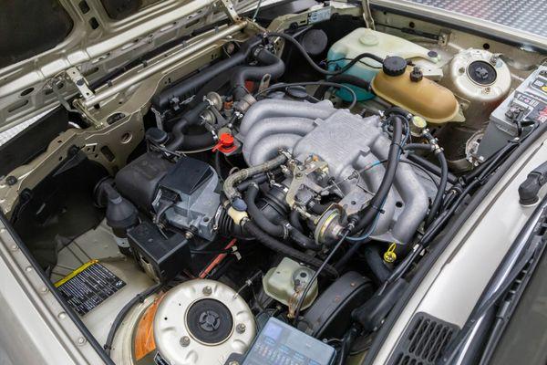 BMW 323 i Baur Cabrio