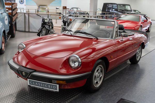 Alfa Romeo Spider 1600 Cabriolet