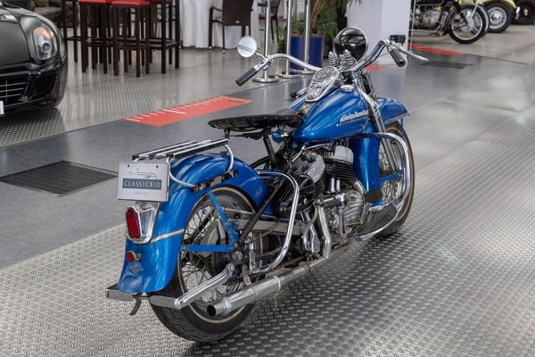 Harley-Davidson WLJ (Indonesien)