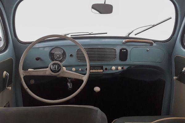 "Volkswagen Käfer 1200 ""Ovali"""